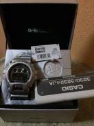 G shock silver coin 30th