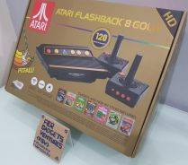 Atari Flashback 8 Gold Game Console