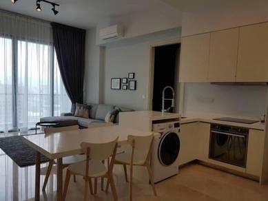 Vogue suites, kl eco city, bangsar, fully furnished