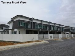 D/S Semi-Detached & D/S Terrace Kuching - Samarahan Express,Sarawak