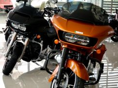 HARLEY DAVIDSON Road Glide Special Rush More 2015