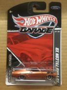 Hotwheels Garage Ford Falcon XB