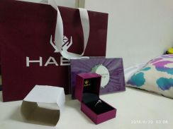 Habib jewels diamond ring