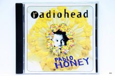 Original CD - RADIOHEAD - Pablo Honey [1993]
