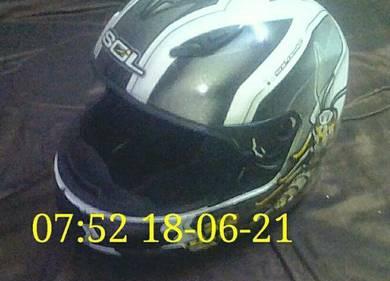 Helmet SOL Hornet size L