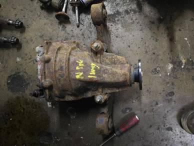 Caldina Gt4 St246 NSpec Rear Axle