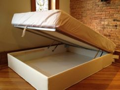Ikea Sultan Divan Queen Bed Frame