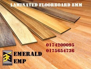 Pvc vinyl lantai laminated floorboard utara