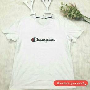 Champion V neck Tshirt