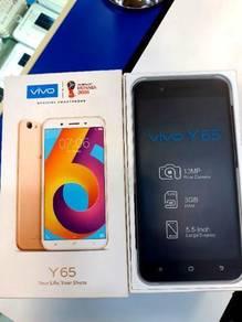 New VIVO Y65 BLACK