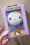 Grimace X Hello Kitty