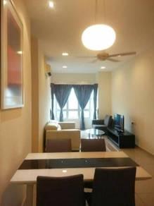Zennith suites jln kebun teh 3b2b fully furnished for rent