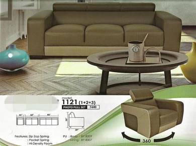 Modern sofa set-81121