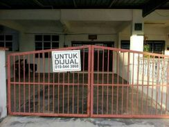 Investment house in Manjung RAMAI POTENTIAL TENANT