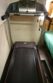 Johnson Fitness Treadmill Tempo T903 Home Equipmen