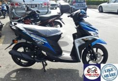 2018 Yamaha Ego Solariz Easy Loan Apply Online