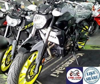 Yamaha mt07 Mt 07 Special Deal 4U GST 0% SST 0%