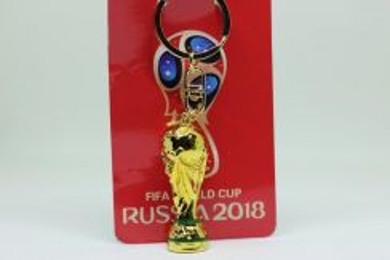 Fifa World Cup Key Chain 2018 (BUY 3 FREE 1 + POS)