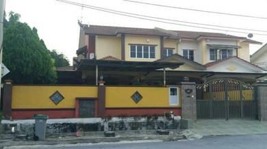 Fully renovated semi d bungalow Seremban