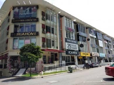 Bangi Sentral Seksyen 9 Bandar Baru Bangi 4 Storey Shop Lot for Sale