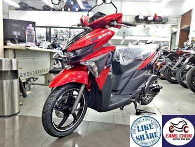 Yamaha Ego Avantiz Loan Yg Senang&Cepat Dilulus