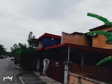 Taman Desa Murni Duoble Storey Terrace