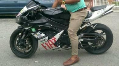 Yamaha r1 2007 sg