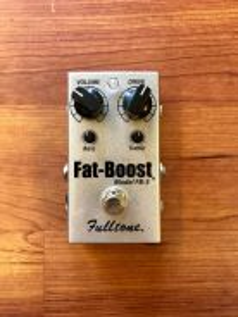 Fulltone Fat-Boost Model FB-3 USA