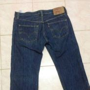 Jeans levis 501 (stright Fit)original