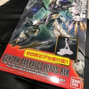 Gundam Barbatos Lupus Rex 1/100