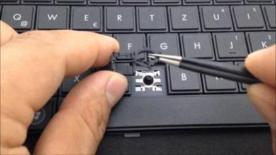 Pelbagai Jenis Keyboard Laptop RM49 Sahaja