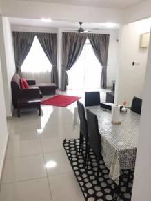 Pines Residence, Gelang Patah for rent / fully furnish / tuas / sewa