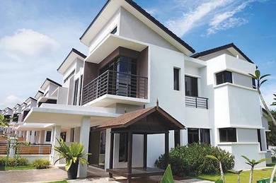 [0% D/P, Rebate 50K] 2 storey House 22X75 Putrajaya Precint 5
