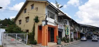 2 Storey Corner shop Wayang Street Kuching