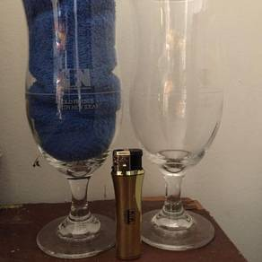 EEQ Gelas fnn fraser neave fn antik rare glass