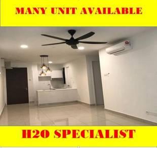 H2O residence, 750sqf, 2 car park, Many Unit,Ara Damansara
