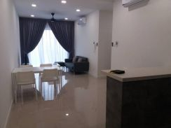 Southbank Old Klang Road condo apartment 3 rooms unit FULLY