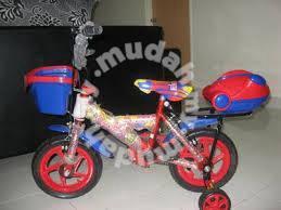 Children bicycle 12 inci