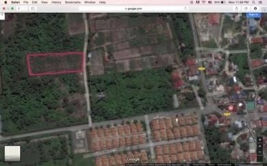 Juru flat land for rent