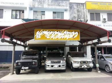 2 Storey Shop Lot for Sale area Penampang Baru