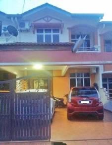 2 Tingkat 5 bilik Luas Paya Rumput Permai Indah Govt Loan Ok