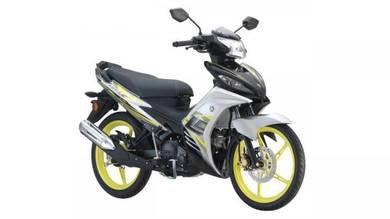 Yamaha 135lc dep598 free arc helmet or box
