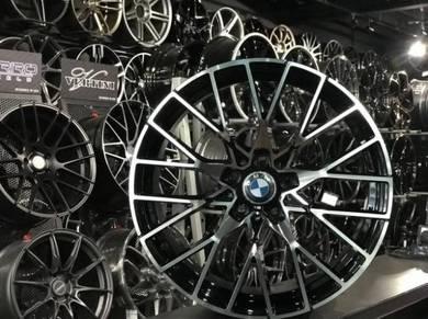 NEW RIM 19inch 5x120 BMW WHEELS DESIGN F10 F30 F12