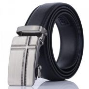 01B Automatic Business Belt Buckle Tali Pinggang
