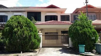 Taman Hing Park Double Storey Semi Detached House at Kobusak