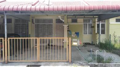 1 Storey House, Taman Merbau Utama, Pasir Puteh (Grilled & Awning)