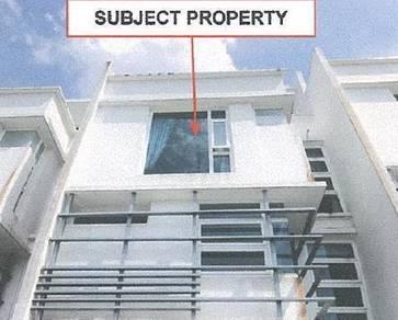2.5 Storey Terrace House In Mont Kiara, Kuala Lumpur
