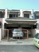 Furnished DS Int Terrace at Tabuan Heights, Jln Song
