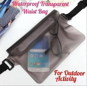 Waterproof Transparent Waist Bag (111)