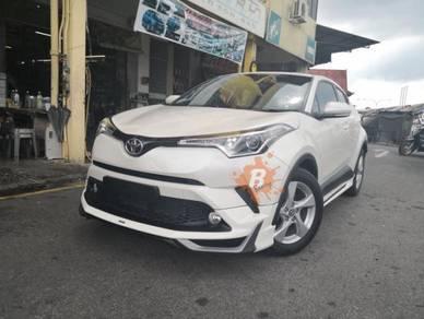 Toyota CHR Modellista Bodykit